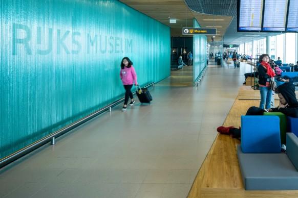 Rijksmuseum Schiphol. Photo: Thijs Wolzak