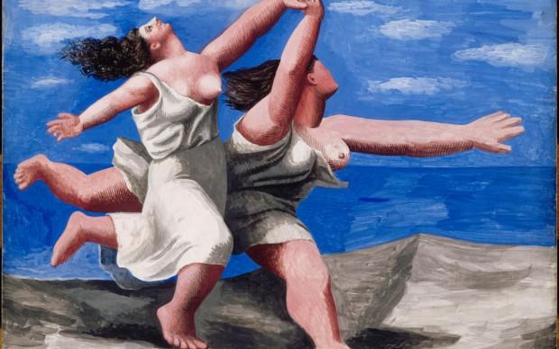Pablo Picasso, la corsa, 1922