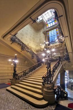 Palazzo Castiglioni a Milano - foto di Sergio Ramari - opera di Giuseppe Sommaruga