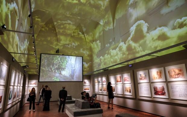 Fondazione Franco Zeffirelli, Sala Inferno, Firenze
