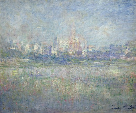 Claude Monet, Vétheuil nella nebbia, 1879, Parigi, Musée Marmottan Monet © Musée Marmottan Monet, paris c Bridgeman-Giraudon / presse