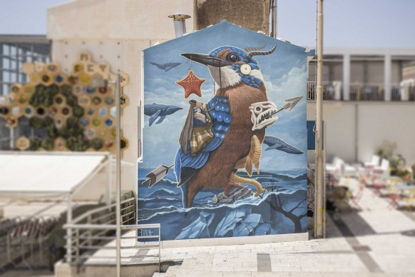 Festiwall 2017, Ragusa, photo by Marcello Bocchieri