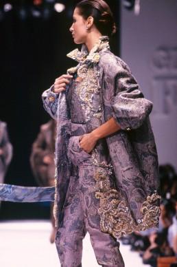 Gianfranco Ferré, Collezione Autunno/Inverno 1990/91