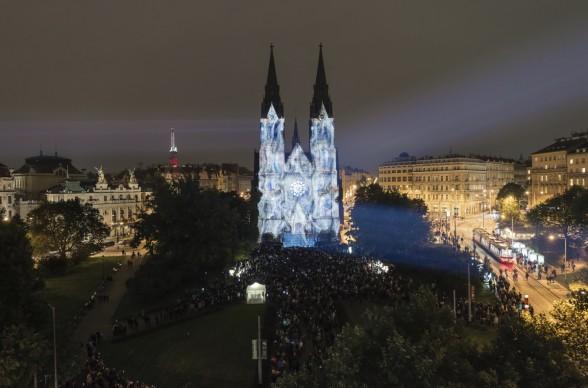 Daniel Rossa, Signal Festival - Praga, photo by Alexander Dobrovodsky