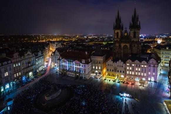 Radugadesign, Signal Festival - Praga, photo by Jan Tichy