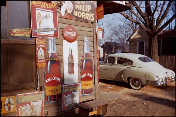 Werner Bischof, Southern part of the USA, 1954 © Werner Bischof - Magnum Photos
