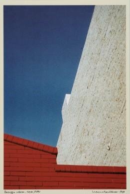 Franco Fontana,  Paesaggio urbano, New York, 1979   © l'artista