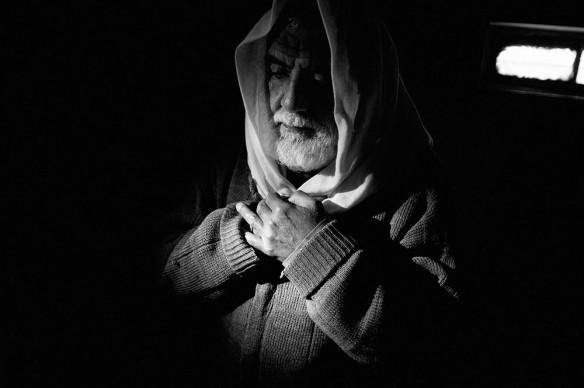 Franco Pagetti, Baghdad, Iraq, 1 febbraio 2007 © Franco Pagetti