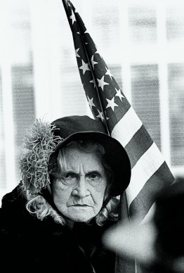 Thomas Hoepker, Fourth of July Parade, San Francisco, 1963 © Thomas Hoepker