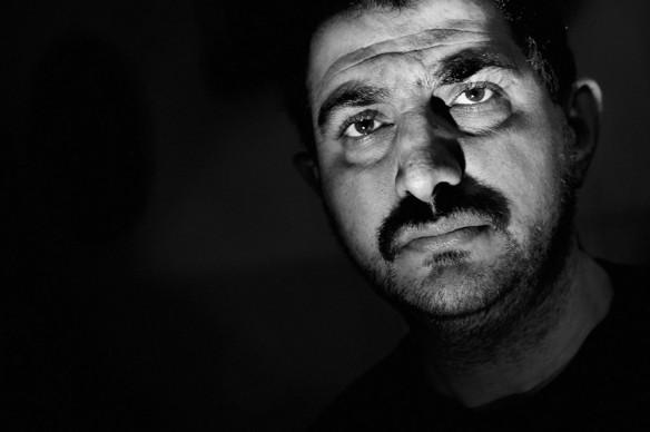 Franco Pagetti, Baghdad, Iraq, 21 gennaio 2007 © Franco Pagetti