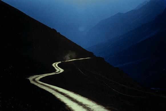 Franco Pagetti, Tangajari Road India, settembre 2002 © Franco Pagetti