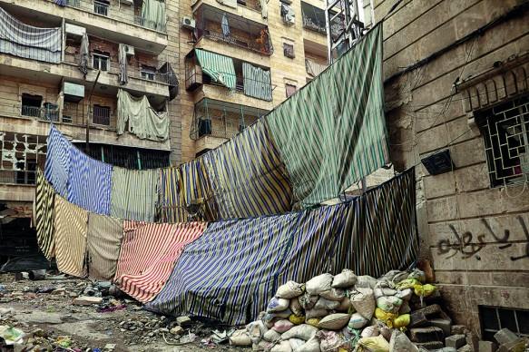 Franco Pagetti, Aleppo, Siria, 10 febbraio 2013 © Franco Pagetti