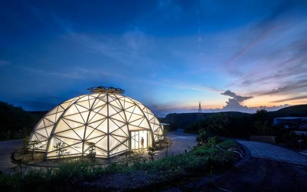 Penghu Qingwan Cactus Park, Taiwan. Photo credits: CCL Architects & Planners
