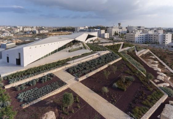 Heneghan Peng Architects, The Palestinian Museum, Birzeit, Palestine