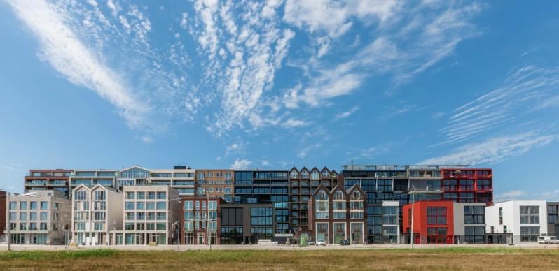 3Marc Koehler Architects, Superlofts Houthaven