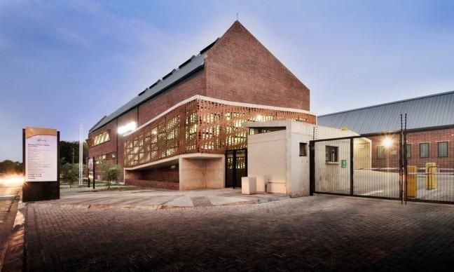Ntsika Architects, Westbury Clinic