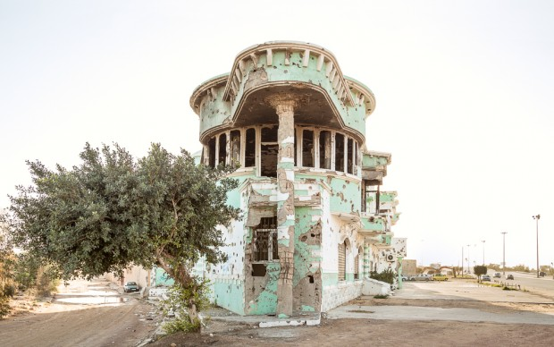 Delfino Sisto Legnani, Libia, 2013