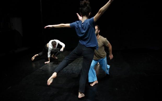 Coreografia danza VN Serenade LAC Lugano