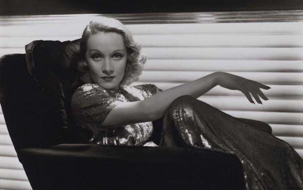 George Hurrell, Marlene Dietrich, circa 1935-1936 © Bridgeman Images