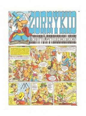 Jacovitti, Zorry Kid