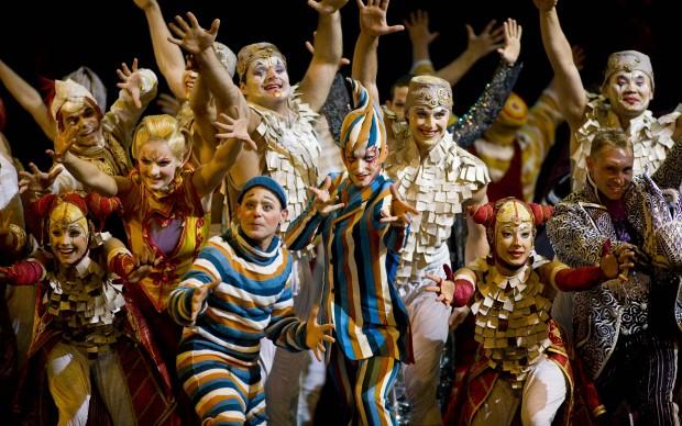 Cirque du Soleil, Kooza OSA Images Costumes : Marie-Chantale Vaillancourt © 2007 Cirque du Soleil