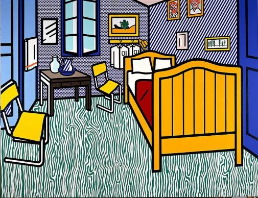 Roy Lichtenstein, Room Arles. . Estate of Roy Lichtenstein, Pictoright Amsterdam 2017