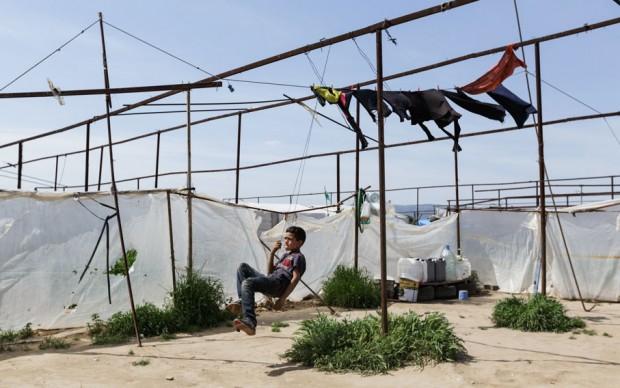 Valerio Muscella Haraket rifugiati Turchia reportage