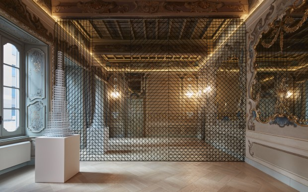 Sol LeWitt, Fondazione Carriero, Milano