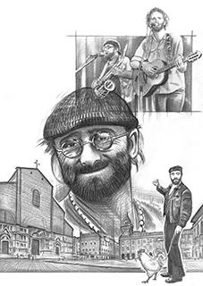 Vincenzo Giordano, Lucio Dalla, tratto da Storia della musica leggera italiana