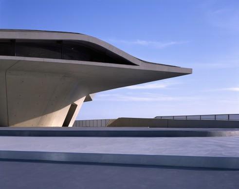 Salerno Maritime Terminal, Italy. Courtesy of Zaha Hadid Architects with Local Executive Architect, Interplan Seconda, 2016 © HÇläne Binet