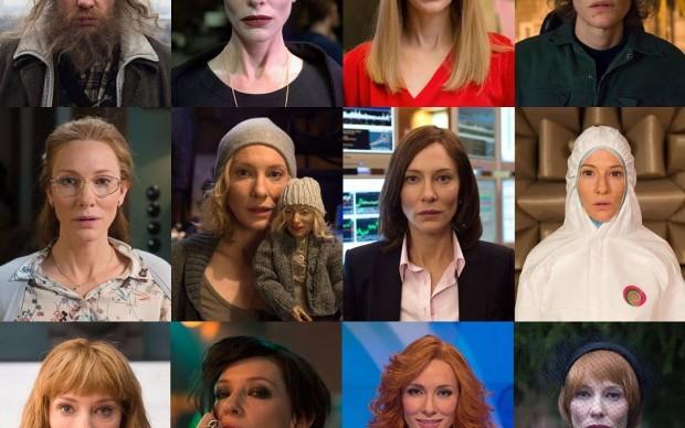 Manifesto, film/istallazione dell'artista e regista Julian Rosefeldt con Cate Blanchett