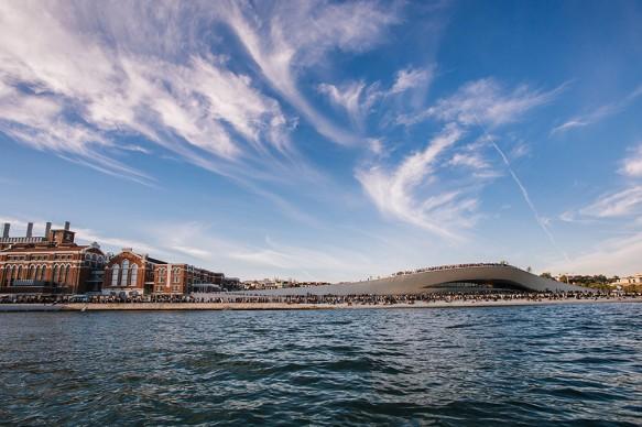 MAAT Lisbon, Portugal. Courtesy of AL_A, 2016 ©  EDP Foundation