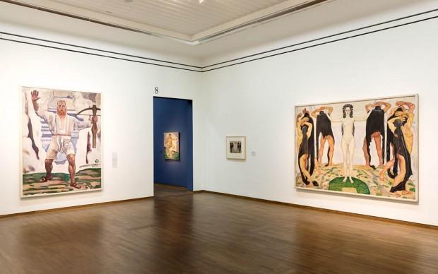 Ferdinand Hodler Mostra Leopold Museum Vienna