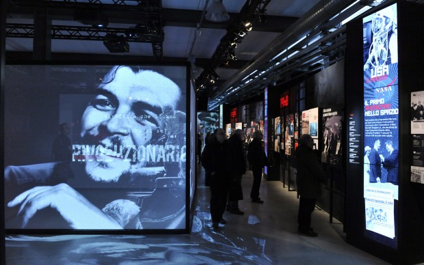 Che Guevara. Tu Y Todos, exhibition view. Photo by Comune di Milano, fonte Flickr