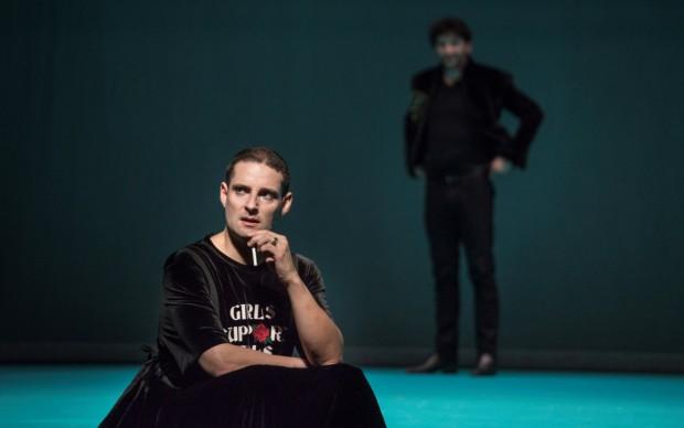 La bisbetica domata. Regia di Andrea Chiodi. Produzione Luganoinscena. Foto ©Masiar Pasquali