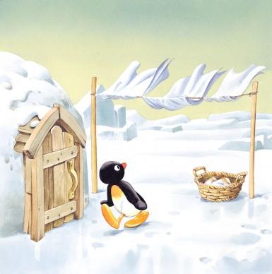 Tony Wolf, Pingu
