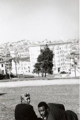Robert Frank, San Francisco, 1956 © Robert Frank, The Albertina Museum, Vienna – Dauerleihgabe der Österreichischen Ludwig-Stiftung für Kunst und Wissenschaft