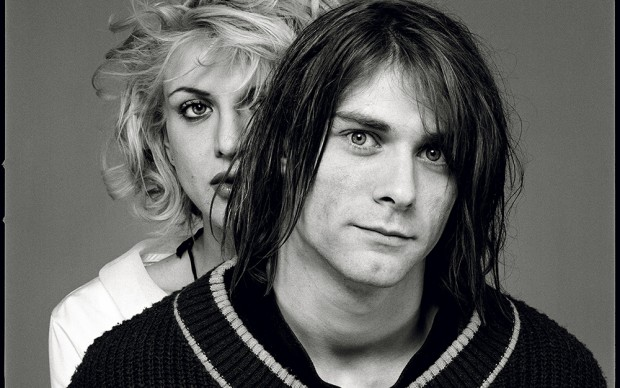 Kurt Cobain, photo by Michael Lavine, courtesy of ONO Arte Contemporanea, Bologna