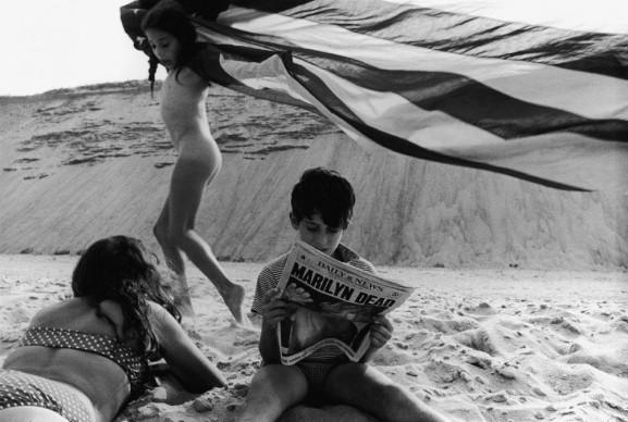 Robert Frank, Wellfleet, Massachusetts, 1962 © Robert Frank, Sammlung Fotostiftung Schweiz, Schenkung des Künstlers