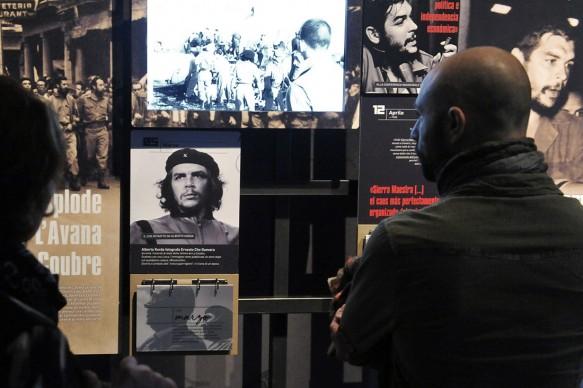 Che Guevara. Tu y todos, veduta della mostra alla Fabbrica del Vapore, Milano. Credits: Comune di Milano