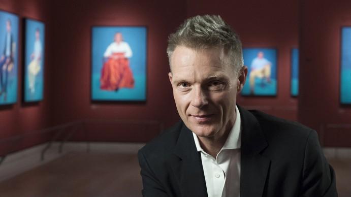 "Da ""David Hockney dalla Royal Academy of Arts"" © David Bickerstaff"
