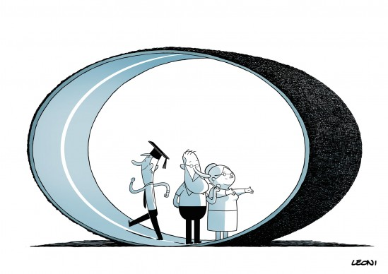 Walter Leoni (Italia), Humour a Gallarate ‒ International Cartoon Contest, 2018
