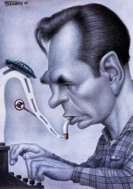 Walter Toscano (Peru), Humour a Gallarate ‒ International Cartoon Contest, 2018