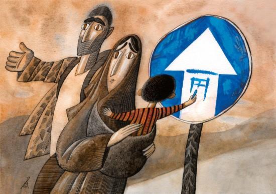 Alexander Yakovlev (Russia), Humour a Gallarate ‒ International Cartoon Contest, 2018