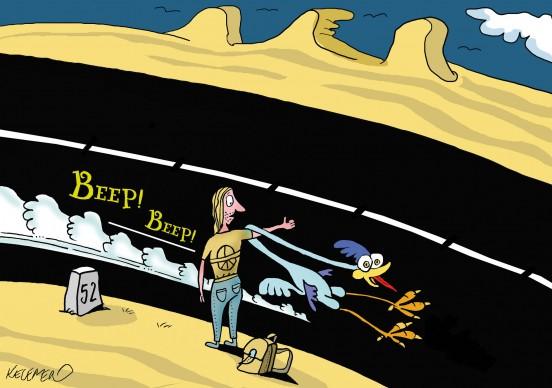 Istva n Kelemen (Ungheria), Humour a Gallarate ‒ International Cartoon Contest, 2018