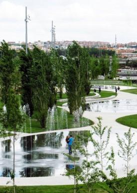 Burgos & Garrido; Porras La Casta; Rubio & A-Sala; West 8, Madrid Rio, Madrid