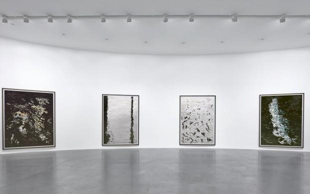 Andreas Gursky, Bangkok, exhibition view presso Gagosian Gallery, Roma, 2017. Photo by Matteo D'Eletto, M3 Studio © Andreas Gursky. Courtesy Gagosian Gallery