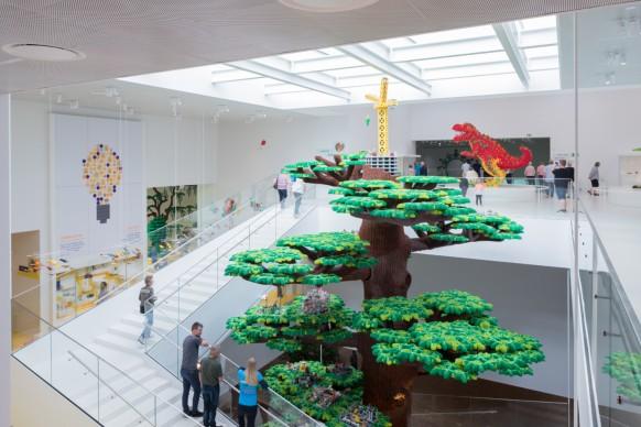 BIG - Bjarke Ingels Group, Lego House. Photo by Iwan Baan