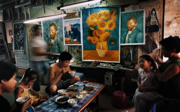China's van Goghs - Alla ricerca di van Gogh, regia di Yu Haibo e Kiki Tianqi Yu