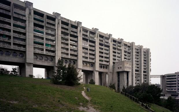 IACP (Carlo Celli / Luciano Celli): Rozzol Melara, Trieste, Italy, 1969–1982 Photo: Paolo Mazzo 2010